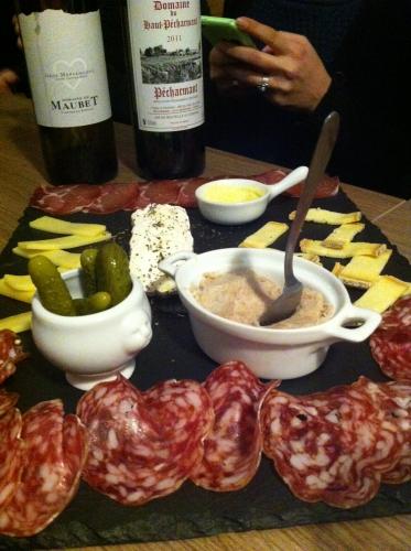 nantes, bar à vins, charcuterie, fromage, vin, graslin, rue racine