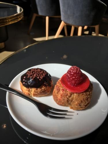 chou, gougère, chocolat, chouquette, rue vauban, nantes