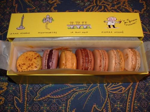 macarons Hermé, Hermé, Les incontournables