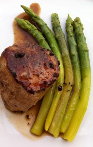 J 39 ai test le repas gastronomique convivial chez soi et ce sans cuisiner avec etoile des - Cuisiner les asperges vertes fraiches ...