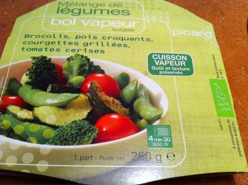 picard, picard hacker, velouté, légumes, plat cuisiné