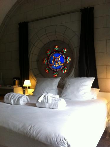 sozo hotel, nantes, 4 étoiles, chapelle, espace sensoriel