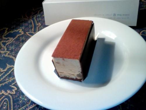 chocolaterie jacques genin,jacques genin,éphémère,millefeuille,boule de noël au chocolat,rue de turenne,le marais