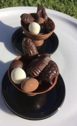 chocolat,pâques, diy, valrhona, jivara