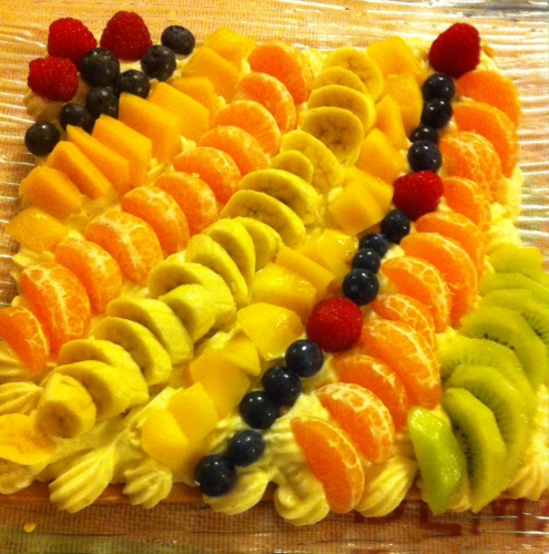 tarte, sablé, guy demarle, fruit, crème madame