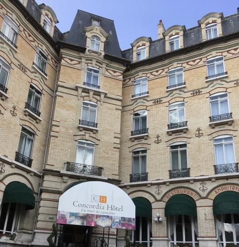 hotel, le mans, 24h, concordia, concordia hotel, sarthe, circuit bugatti
