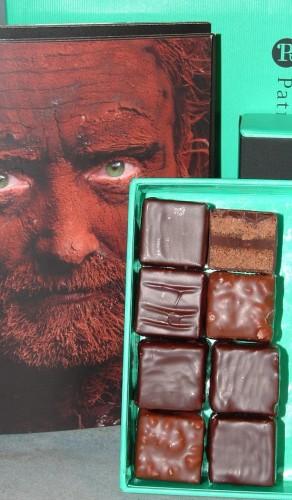 chocolat, Patrick Roger, Paris