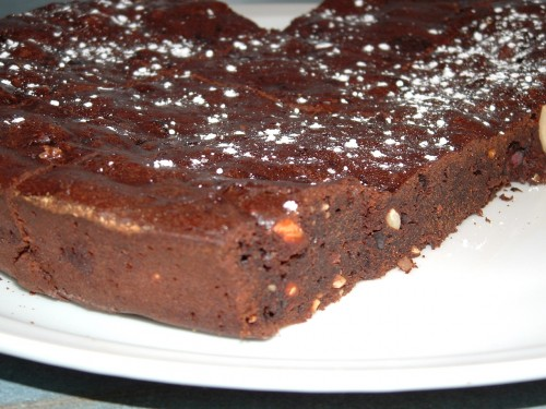 Brownies, Lindt à cuisiner, 70%, chocolat, Larousse