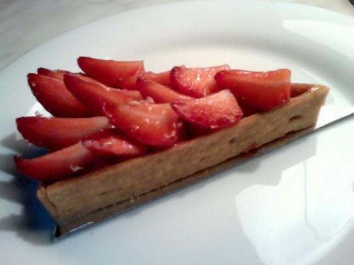 pâtisserie, Hugo et Victor, Rive Gauche, Raspail, Saint Honoré, fraises, chocolat
