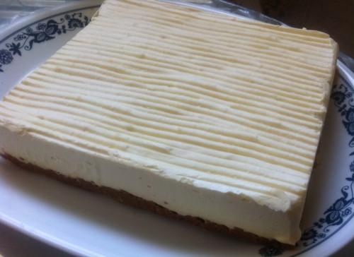 entremets, mousse chocolat blanc, biscuit succès, cara crakine
