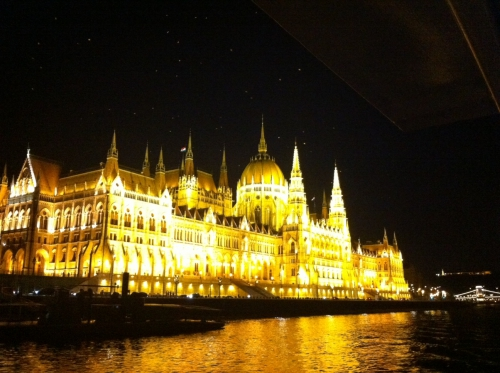 budapest, parlement, hongrie