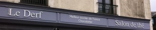 bruno le derf, chocolat, MOF, vitré, rue duguesclin