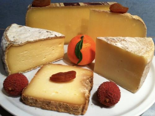 fromagerie fine, balé, rennes, rue de nemours, comté, napoléon, pecorino, tomme de savoie, fumaison