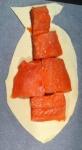 feuilleté, pâte feuilletée, saumon, épinard, mercotte, solution organisation