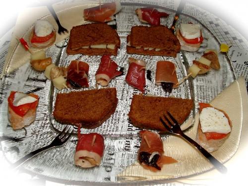 maison lafitte, vin blanc, pain d'épices, philippe conticini, magret de canard, figues, comté