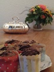 soufflé, chocolat, christophe adam