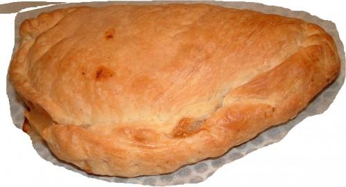 pâte feuilletée, chaussons aux pommes