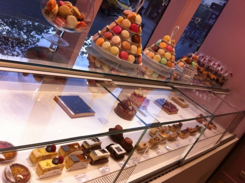 chocolat, rennes, bouvier, tablettes, dulcey, macarons, triskel