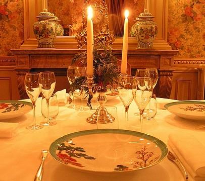 restaurant gastronomique les tourelles,château d'apigné,le rheu,philippe peudenier