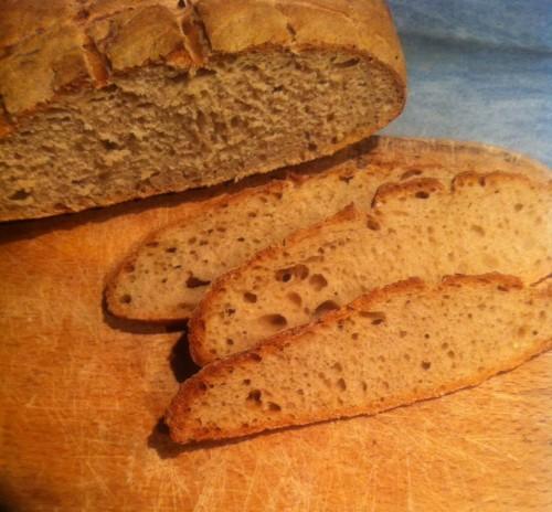 pain,farine de blé,farine semi-complète,sel,levure,eau,thermomix,vorwerk,tm31