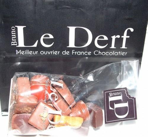chocolat, le derf bruno, vitré, MOF