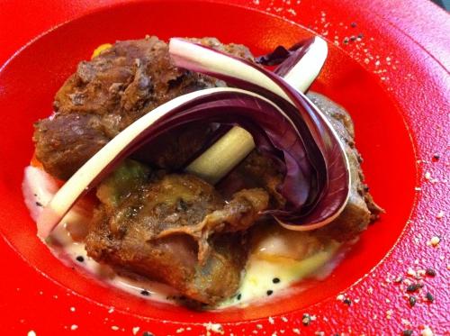 l'esprit cuisine, rue mazagran , gastronomie, restaurant, menu du jour, alexandre arnaud, bistronomie