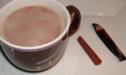chocolat chaud, valrhona, fèves, jivara, poudre équinoxiale, Roellinger