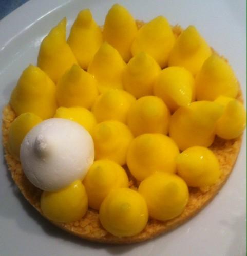 tartelettes,citron,christophe michalak,sablés