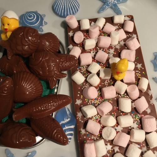 chocolat,pâques,chamallow,valrhona,caramelo,tablette,silikomart