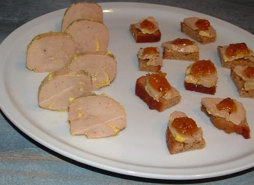 toasts, foie gras, maison laffite, pain d'épices, confiture de figues, pain spécial foie gras