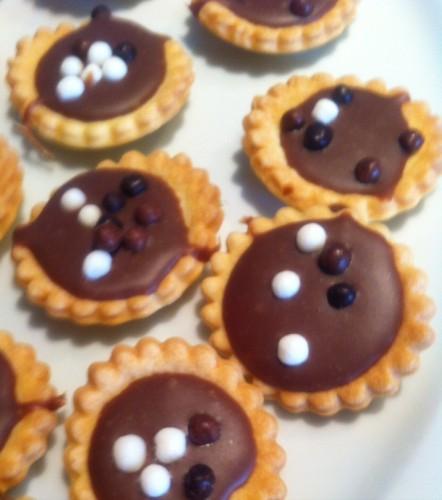 chocolat, varhona, caramelia, ganache, billes croustillantes